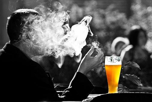 【建物内禁煙実現へ!】たばこ煙害死なくそう